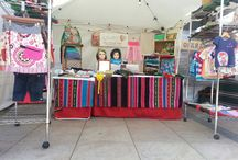 La Kraftería en Ferias / Fotos de las ferias en las que La Kraftería de Corazón participa