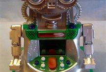 Robots Plastic Material / Robots