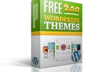 Free WordPress Themes / Get 200 Free WordPress Themes Today.