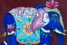 Art & Inspiration / by Chamara Pansegrouw (Gypsy Purple)