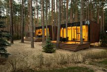 Cabin/Weekend home inspiration