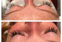 Lash extension / Extension made by me