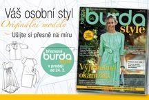 Burda Style - vydání 3/2016