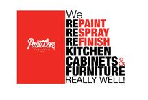 kitchen cabinet and furniture respraying, refinishing, repainting, Toronto / Paint Core Finishes is a custom painting and finishing company. We provide top-notch kitchen cabinet, vanity, woodwork and furniture re-spraying, refinishing, and painting services in the GTA and surrounding areas. Mississauga, Oakville, Toronto