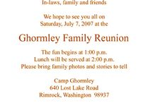 Family Reunions / Family / by vicki blancett