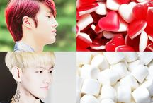 EXO  /  EXO are my paradise