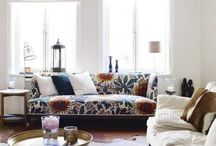 Living room furniture / by Susannah Cassidy Friedman