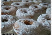 Donuts/Donut Holes / by Pamela's Heavenly Treats