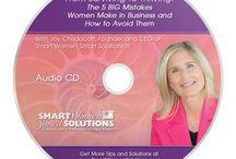 FREE CD's For Women Entrepreneurs