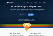Webdesign / For school lessons