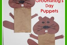 Groundhog Day / This board features the cutest Groundhog Day activities and crafts!