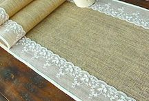 Table runners toalhas