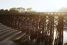 Landmarks / The special sights that remind you that you can only be in Fort Bragg, CA