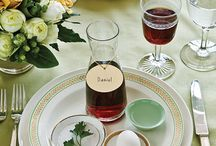 Passover Tablescapes