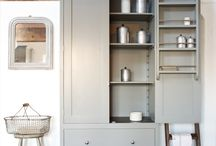 cabinets / cupboard love / Cabinets for the home