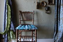 interiors ideas decorating colours  / by robyn hickey