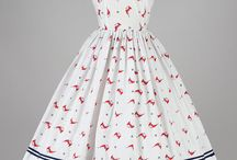 Fashion : 1950's Inspiration / Vintage 1950's fashion or 50's inspired fashion / by Akram Taghavi-Burris