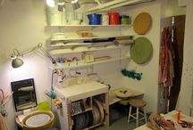 Clay studios / by Scatterville
