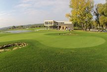 GOLF RESORT / Beautiful landscape, great sport, and architecrure. Hungary, Zalacsány