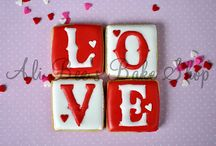 Valentines Day - Biscuits / by Sarah-Lou