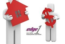 Edge1- Landlord Management / Landlord Management – Edge1 Outdoor Media Management Software performs contract management and generates alerts for fixed expenses and license fee payments.