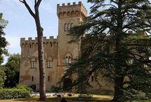 Castello di Santa Maria NOvella / 20X10.5 White