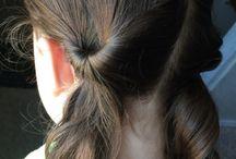 Annie-Rose hair