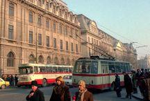 Old Bucharest Romania