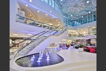 Retail Interiors / Interiors designed by Bose International Planning and Architecture.
