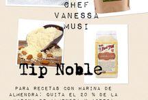Tips Chef Vanessa Musi
