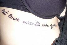 Ink. / by Sarah McDonald