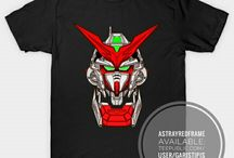 Gundam Tshirt