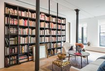 Libraries / by Vogue Living