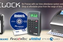 Timeclock / Looking for attendance system??? We offer you wide options to choose from. Get perfect #timeclock and #attendancesystem that suits best for your business need and your pocket as well.