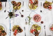 Celebrate! Food & Flowers