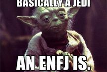 ENFJ / ENFJ - The Mentor. Seek continuity through harmony and collective values.