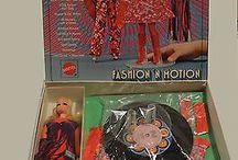 Barbie  & Vintage Dall