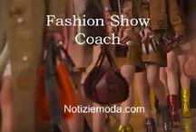 Coach / Coach collezione e catalogo primavera estate e autunno inverno abiti abbigliamento accessori scarpe borse sfilata donna.