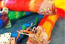 Art Ed- Art 7 Lessons 14-15 / by Kendel Purvis