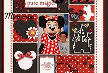 Disney Album / by Dawn Hull
