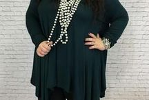 Plus Size Tops and Clothes