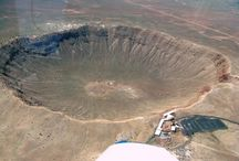 Meteorcrater Winslow (Arizona)