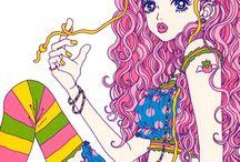 Manga et Animé / Illustrateurs Japonais, Japanimation, Doujinshi, Animé, Illustrations, Film d'animation, Character Designer, Manga,