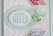 Stampin up oh hello
