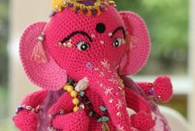 Roze olifant