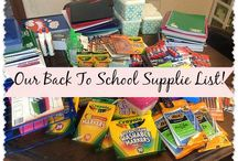 School Supplies / School supplies and homeschooling. Here you can pin info, tips and tricks related to School, homeschool, college and school supplies! You pin others stuff too if you feel the need. No more than 5 at a time please or else spammers will be deleted. To join please follow the board including the main board @imanaturalchick. Email the board at imanaturalchick {at}gmail{com} to request an invite, with subject as Board Invite.
