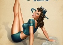 PIN > UP> Old SCHOOL -♡ / by Prissy McConnell