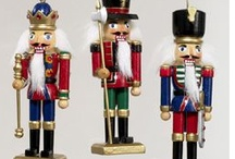 Nutcrackers / I collect these... I just love them.... / by Karen Bulger