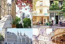 self guided Tour durch paris