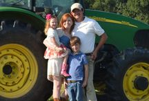 Meet Your Farmer / Get to know the Louisiana farmers who grow your food and fiber!